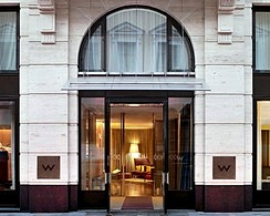 'W St. Petersburg Hotel in St. Petersburg' from the web at 'http://www.saint-petersburg.com/images/248x200/w-st-petersburg-hotel.jpg'