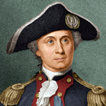 Portrait John Paul Jones
