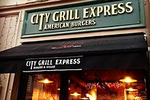 City Grill Express, St. Petersburg, Russia