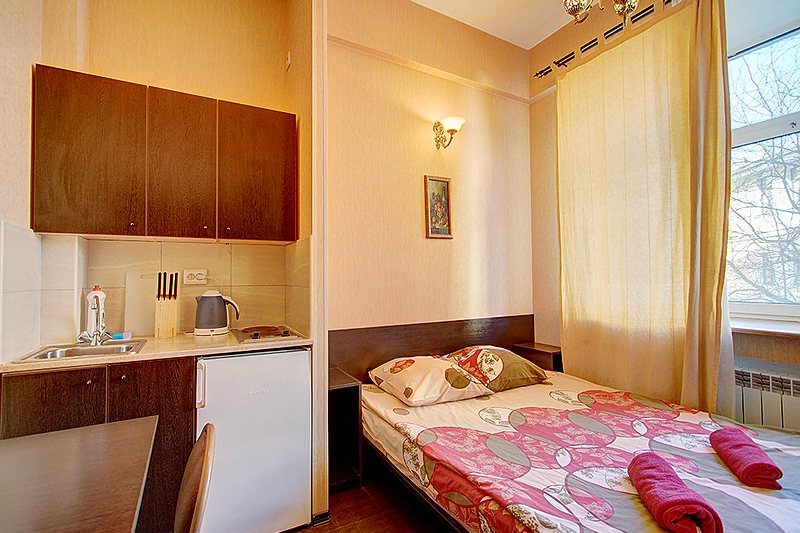 One Room Apartments Kazanskaya Ulitsa