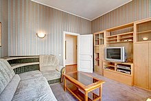 Two Room Apartments Italianskaya Ulitsa in St. Petersburg, Russia