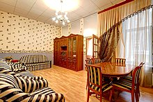 Two Room Apartments Malaya Morskaya Ulitsa in St. Petersburg, Russia