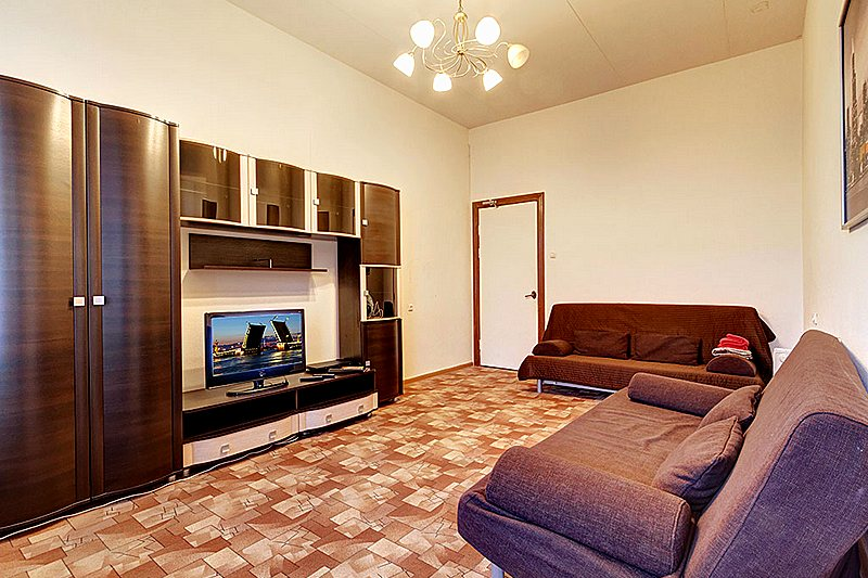 Two Room Apartments Nevsky Prospekt in St. Petersburg, Russia