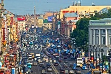Addresses of St. Petersburg - Famous Streets, Squares and Embankments in St. Petersburg, Russia