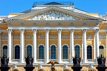 Palaces in St. Petersburg, Russia