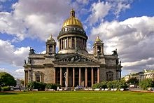 Religious Sights of St. Petersburg, Russia