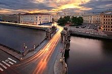 St. Petersburg Bridges Index