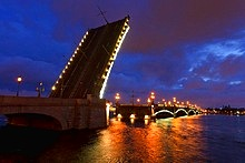Unmissable Bridges, St. Petersburg, Russia