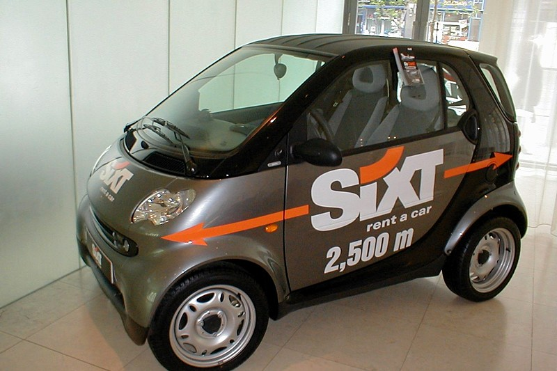 Sixt Car Rental In St Petersburg Russia
