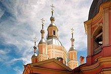Cathedral of St. Andrew the First-Called in St. Petersburg, Russia