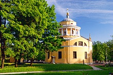 Church of Annunciation of the Blessed Virgin, St. Petersburg, Russia