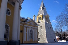 Church of the Blessed Trinity, St. Petersburg, Russia