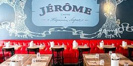 Jerome restaurant in St. Petersburg, Russia