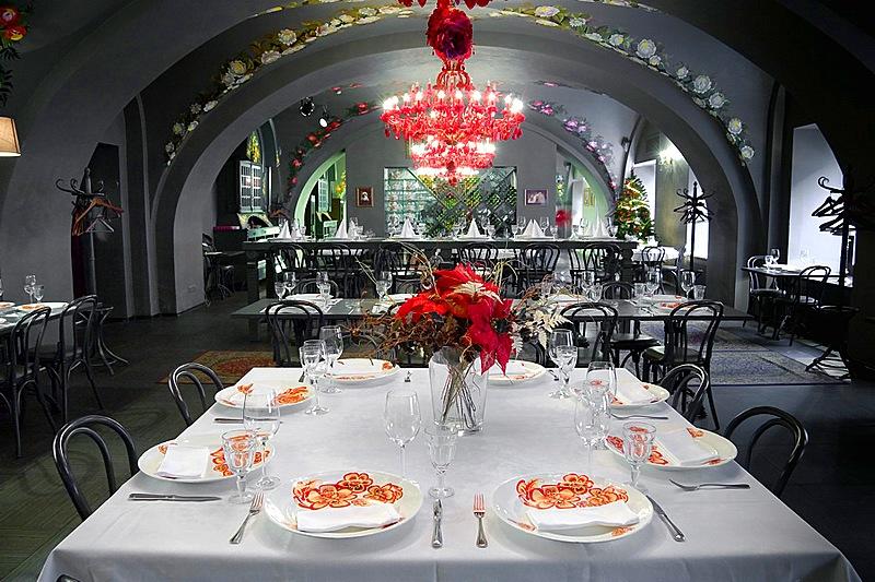 Sadko Restaurant In St Petersburg