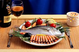 Gifts Of The Sea Fish And Seafood Restaurants In St Petersburg