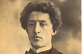 Photo of Alexander Blok in 1903