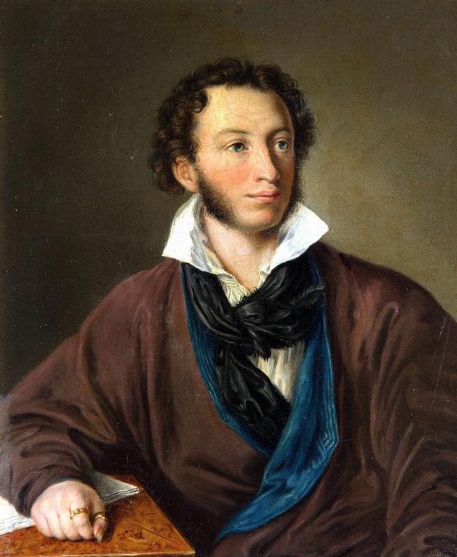 Alexander Pushkin in 1827