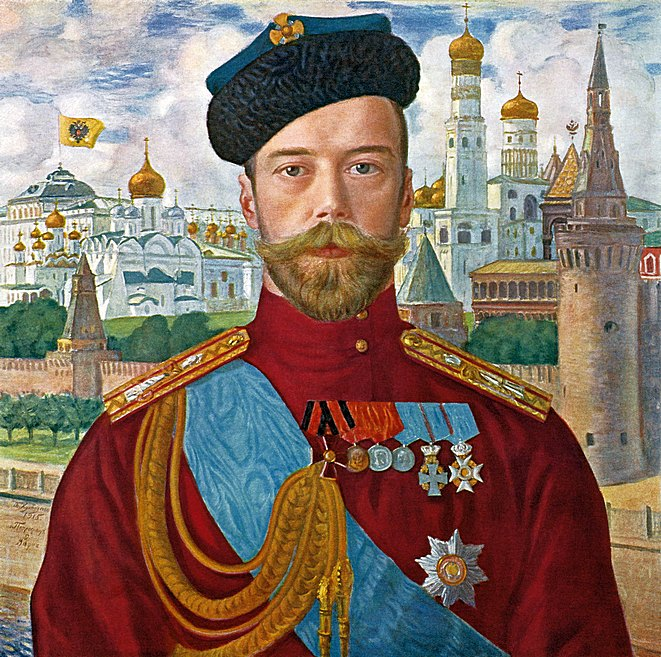 """""""it was the system of tsarism The october manifesto in effect ended the autocratic system the following year russia was given a constitution  after 1905 tsar nicholas ii gave his approval for ."""