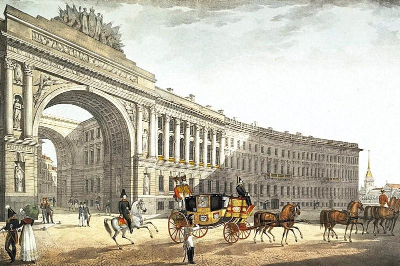 History Of St. Petersburg
