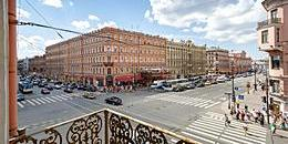 Simple Hostel Nevsky in St. Petersburg, Russia