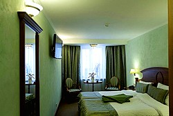 Standard Room at the 3MostA Hotel in St. Petersburg