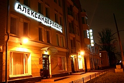 AlexanderPlatz Hotel in St. Petersburg