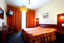 Double Room at the AlexanderPlatz Hotel in St. Petersburg