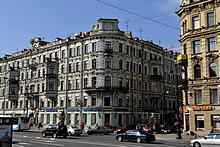 Anichkov Hotel in St. Petersburg