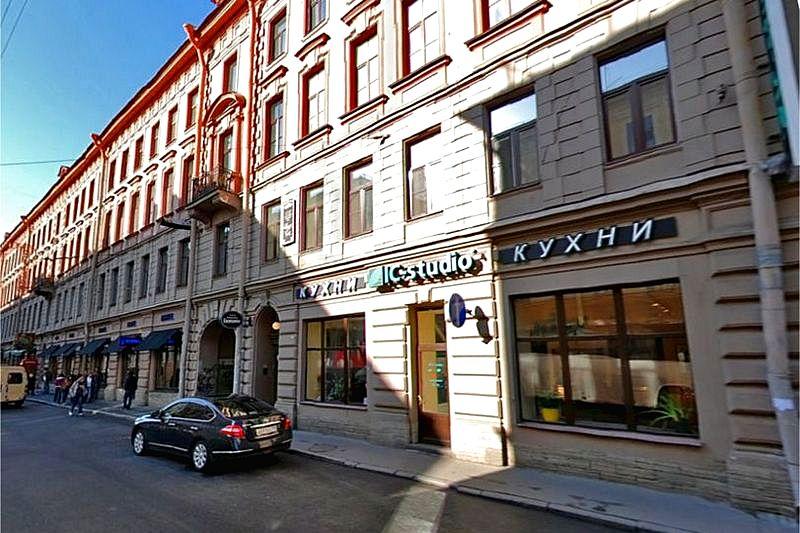 art hotel rachmaninov in st petersburg. Black Bedroom Furniture Sets. Home Design Ideas