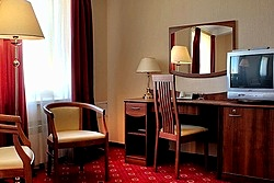 Comfort Double at the Asteria Hotel in St. Petersburg