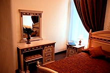 Junior Suite at the Asteria Hotel in St. Petersburg