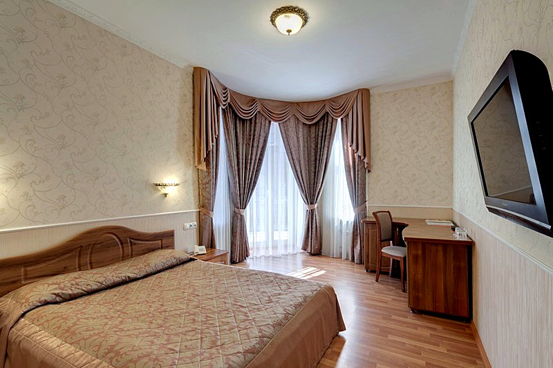 Comfort Room (Superior Room) at the Atrium Hotel in St. Petersburg