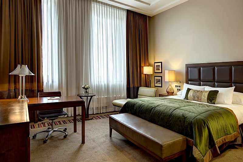 Executive Double Room at the Corinthia Hotel St. Petersburg in St. Petersburg