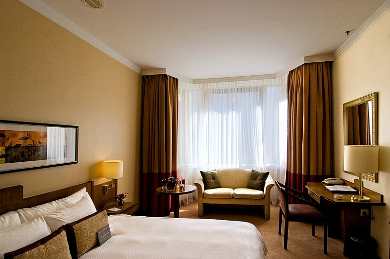 Superior Double Room at the Corinthia Hotel St. Petersburg in St. Petersburg