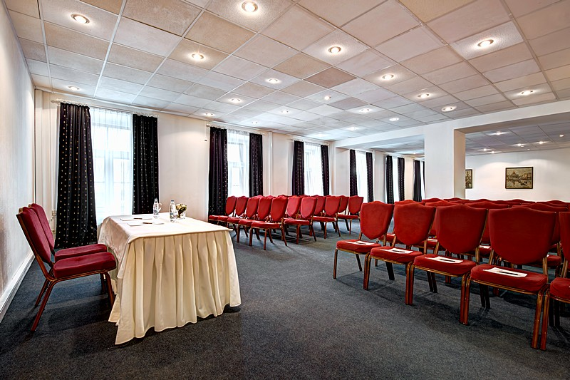 Novgorod Conference Hall at the Corinthia Hotel St. Petersburg in St. Petersburg