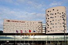 Crowne Plaza St Petersburg Airport Hotel in St Petersburg