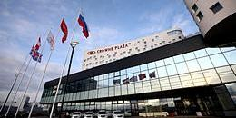 Crowne Plaza St. Petersburg Airport in St. Petersburg, Russia