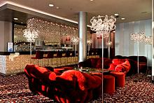 Russian Standard Signature Bar at the Crowne Plaza St Petersburg Airport Hotel