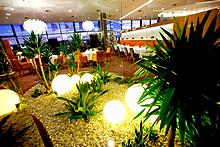 Skylight Restaurant at the Crowne Plaza St Petersburg Airport Hotel