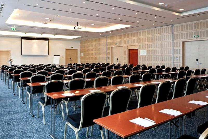 Ekaterininsky Hall at the Crowne Plaza St Petersburg Airport Hotel
