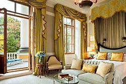 Lobanov Presidential Suite at the Four Seasons Lion Palace Hotel in St. Petersburg