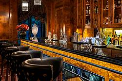 Xander Bar at the Four Seasons Lion Palace Hotel in St. Petersburg