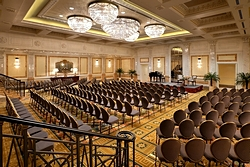 Montferrand Grand Ballroom at the Four Seasons Lion Palace Hotel