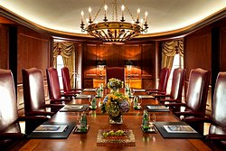 Rastrelli Boardroom at the Four Seasons Lion Palace Hotel