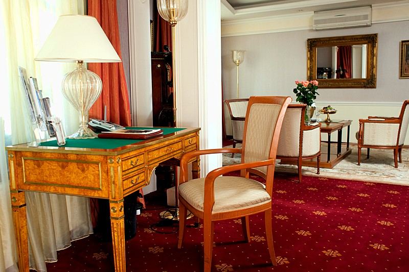 Apartmens at the Golden Garden Boutique Hotel in St. Petersburg