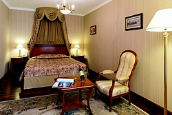 Superior Double Room at the Grand Hotel Emerald in St. Petersburg