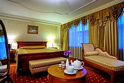Executive Suite at the Grand Hotel Emerald in St. Petersburg