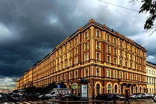 Belmond Grand Hotel Europe in St. Petersburg
