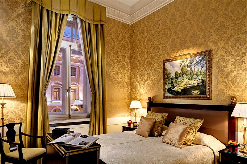 Deluxe Double Room at the Belmond Grand Hotel Europe in St. Petersburg