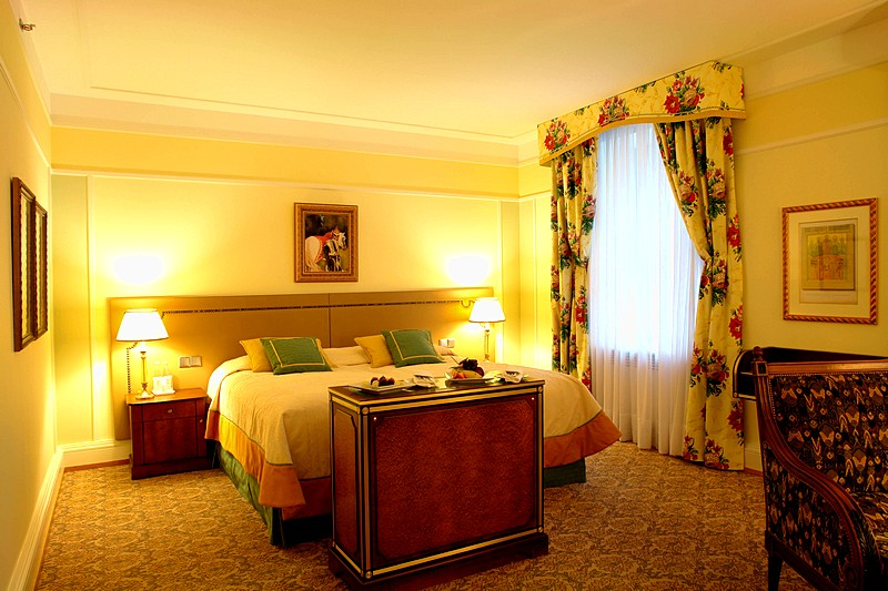 Superior Double Room at the Belmond Grand Hotel Europe in St. Petersburg